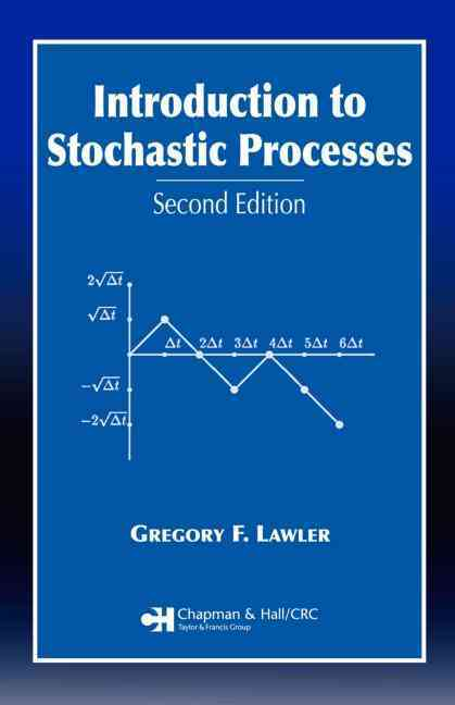 Introduction to Stochastic Processes By Lawler, Gregory F.
